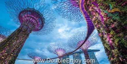 เที่ยวสิงคโปร์ แลนด์มาร์คอีกแห่งหนึ่งของเอเชีย