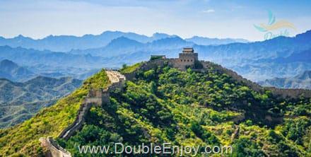 DE325 : โปรแกรมทัวร์ปักกิ่ง กำแพงเมืองจีนมู่เถียนยู่ จัตุรัสเทียนอันเหมิน 5 วัน 3 คืน (MU)