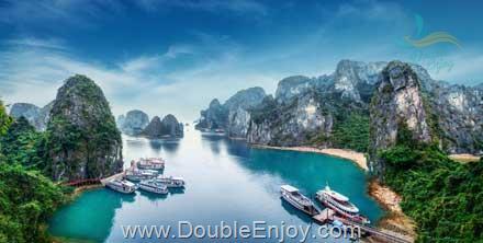 DE360 : ทัวร์เวียดนามเหนือ ฮานอย ฮาลอง ซาปา นิงบิงห์ 5 วัน 4 คืน (FD)
