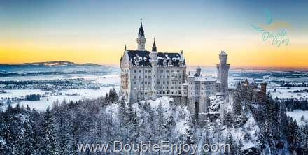 DE372 : ทัวร์ยุโรปตะวันออก เยอรมัน ออสเตรีย เชค สโลวาเกีย ฮังการี 9 วัน 6 คืน (QR)