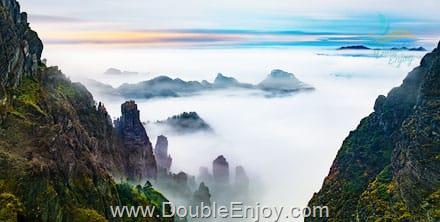 DE599 : ทัวร์จีน เสินหนงเจี้ย เกงจิ๋ว (จิงโจว) ฉางซา 6 วัน 5 คืน (WE) - ไม่เข้าร้านรัฐบาล