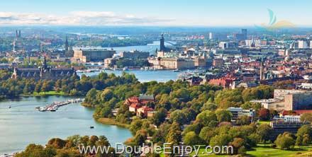 DE370 : โปรแกรมทัวร์ยุโรป สแกนดิเนเวีย สวีเดน นอร์เวย์ เดนมาร์ค 8 วัน 5 คืน (TG)