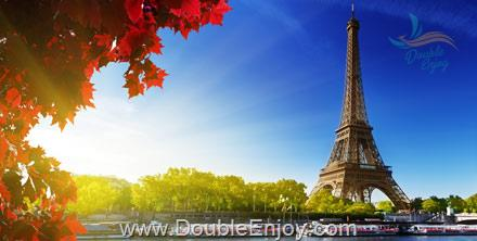 DE405 : โปรแกรมทัวร์ยุโรป ฝรั่งเศส มงต์แซงต์มิเชล แวร์ซายน์ ปารีส 9 วัน 6 คืน (TG)