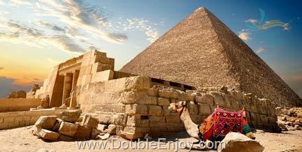 DE588 : โปรแกรมทัวร์อียิปต์ พิพิธภัณฑ์ไคโร ซัคคาร่า อเล็กซานเดรีย 6 วัน 3 คืน (MS)