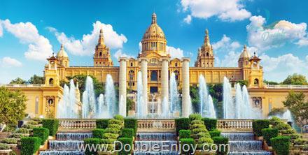 DE579 : โปรแกรมทัวร์ยุโรปใต้ สเปน โปรตุเกส 8 วัน 5 คืน (EK)