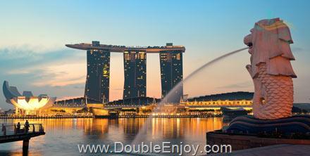 DE495 : โปรแกรมทัวร์สิงคโปร์ ยูนิเวอร์แซลสตูดิโอ 3 วัน 2 คืน (SQ)