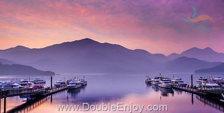 DE521 : โปรแกรมทัวร์ไต้หวัน ทะเลสาบสุริยันจันทรา อุทยานเย่หลิว 4 วัน 3 คืน (VZ)