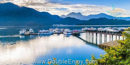 DE533 : โปรแกรมทัวร์ไต้หวัน ล่องเรือทะเลสาบสุริยันจันทรา ตลาดปลา 5 วัน 3 คืน (XW)