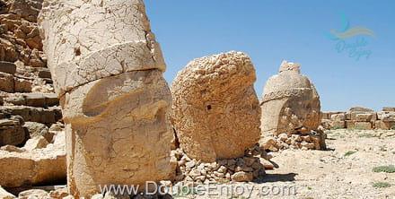 DE618 : ทัวร์ตุรกีตะวันออก ภูเขาเนมรุต (ภูเขาหน้าคน) พิพิธภัณฑ์ซุกมาโมเสก 10 วัน 7 คืน (TK)
