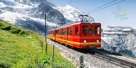 DE625 : โปรแกรมทัวร์ยุโรป แกรนด์สวิตเซอร์แลนด์ [บินตรง] 8 วัน 6 คืน (LX)