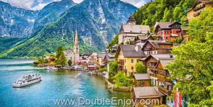 DE626 : โปรแกรมทัวร์ยุโรป เยอรมัน ออสเตรีย สวิส (จุงเฟรา) 8 วัน 5 คืน (TG)
