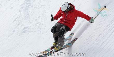 DE638 : โปรแกรมทัวร์เกาหลี เทศกาลตกปลาน้ำแข็ง สวนสนุกเอเวอร์แลนด์ ลานสกี 5 วัน 3 คืน (OZ)