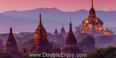 DE650 : ทัวร์พม่า มัณฑะเลย์ พุกาม มิงกุน อมรปุระ 4 วัน 3 คืน (WE)