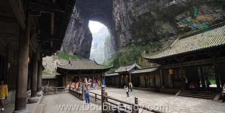 DE737 : ทัวร์จีน ฉงชิ่ง อู่หลง อุทยานหลุมฟ้าสะพานสวรรค์ [ไม่เข้าร้านรัฐบาล] 4 วัน 3 คืน (WE)