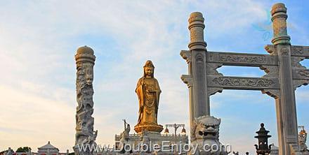 DE686 : โปรแกรมทัวร์จีน เซี่ยงไฮ้ หังโจว เกาะผู่โถวซาน 5 วัน 3 คืน (MU)