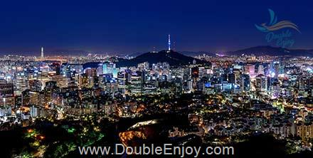 DE656 : ทัวร์เกาหลี สกีรีสอร์ท ซูวอน โซล 6 วัน 3 คืน (XJ)