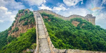DE766 : โปรแกรมทัวร์จีน ปักกิ่ง เทียนสิน กำแพงเมืองจีน 5 วัน 3 คืน (XJ)