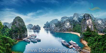 DE773 : ทัวร์เวียดนามเหนือ ฮานอย ซาปา ภูห่ามโหร่ง ทะเลสาบคืนดาบ 3 วัน 2 คืน (TG)