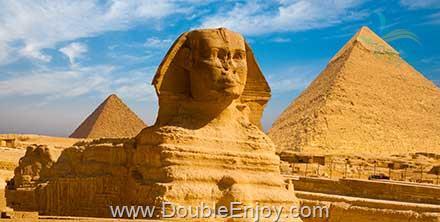 DE787 : โปรแกรมทัวร์อียิปต์ ไคโร อเล็กซานเดรีย 6 วัน 3 คืน (EY)