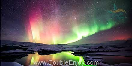 DE822 : โปรแกรมทัวร์ยุโรป ไอซ์แลนด์ [ล่าแสงเหนือ] 10 วัน 7 คืน (TG)