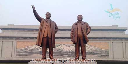 DE777 : โปรแกรมทัวร์เกาหลีเหนือ เปียงยาง - จีน เสิ่นหยาง 7 วัน 5 คืน (CZ)