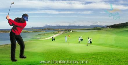 DE820 : ทัวร์ตีกอล์ฟ เวียดนามเหนือ BRG Kings Island Golf Resort [5 ดาว] 4 วัน 3 คืน (TG)