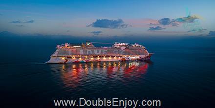 DE843 : โปรแกรมทัวร์ล่องเรือสำราญ สิงคโปร์ มะละกา(มาเลย์เซีย) สิงคโปร์ 3 วัน 2 คืน (Genting Dream)