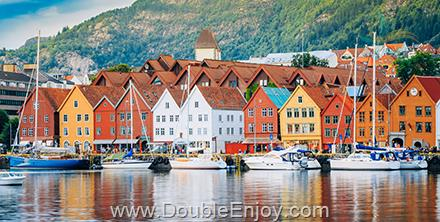 DE864 : โปรแกรมทัวร์ยุโรป สแกนดิเนเวีย นอร์เวย์ เดนมาร์ค ฟินแลนด์ [ล่องเรือสำราญ DFDS] 11 วัน 8 คืน (TG)