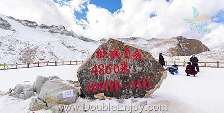 DE881 : โปรแกรมทัวร์จีน เฉิงตู  ซงผิงโกว การ์เซียสวรรค์ 5 วัน 4 คืน (3U)