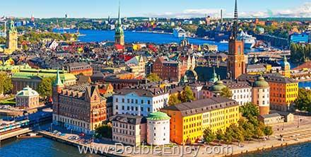 DE936 : โปรแกรมทัวร์ยุโรป สแกนดิเนเวีย เดนมาร์ค นอร์เวย์ สวีเดน ฟินแลนด์ [ล่องเรือสำราญ DFDS] 8 วัน 5 คืน (QR)