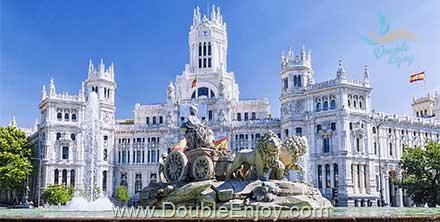 DE935 : โปรแกรมทัวร์ยุโรปใต้ โปรตุเกส สเปน 8 วัน 5 คืน (EK)