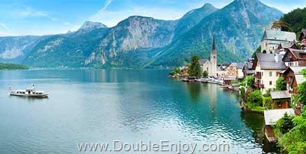 DE928 : ทัวร์ยุโรปตะวันออก ฮังการี ออสเตรีย เชก 7 วัน 4 คืน (EK)
