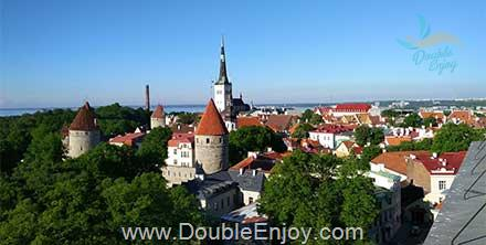 DE944 : ทัวร์ยุโรปเหนือ คาบสมุทรบอลติก (ลิทัวเนีย - ลัตเวีย - เอสโตเนีย) 8 วัน 5 คืน (TK)