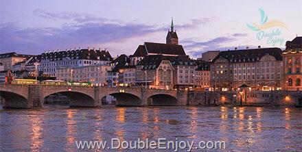 DE208 : โปรแกรมทัวร์ยุโรป เยอรมัน สวิส (จุงเฟรา) [ตามรอยลิขิตรักข้ามดวงดาว] 8 วัน 5 คืน (QR)
