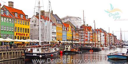 DE209 : โปรแกรมทัวร์ยุโรป สแกนดิเนเวีย สวีเดน นอร์เวย์ เดนมาร์ก 8 วัน 5 คืน (TG)