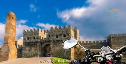 DE230 : ทัวร์บิ๊กไบค์ จอร์เจีย Motorbike Tour 7 วัน 4 คืน (QR)