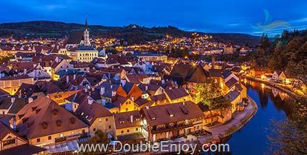 DE367 : ทัวร์ยุโรปตะวันออก ออสเตรีย สโลวัค ฮังการี เชก 8 วัน 5 คืน (BR)