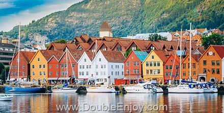 DE237 : โปรแกรมทัวร์ยุโรป สแกนดิเนเวีย เดนมาร์ค นอร์เวย์ สวีเดน ฟินแลนด์ [ล่องเรือสำราญ+บินภายใน] 10 วัน 7 คืน (TG)