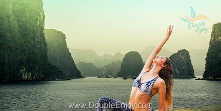 DE235 : ทัวร์โยคะ เวียดนามเหนือ (Vietnam Yoga Retreat and Spa Therapy) 4 วัน 3 คืน (TG)