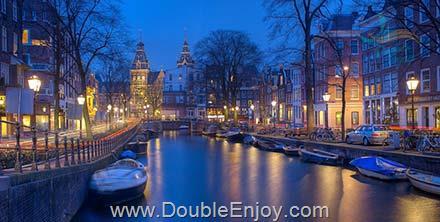 DE851 : โปรแกรมทัวร์ยุโรป เบลเยี่ยม ลักเซมเบิร์ก เยอรมนี เนเธอแลนด์ 8 วัน 5 คืน (TG)