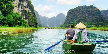 DE695 : ทัวร์เวียดนามเหนือ ฮานอย ซาปา ลาวไก ทะเลสาบคืนดาบ หมู่บ้านชาวเขา 3 วัน 2 คืน (FD)