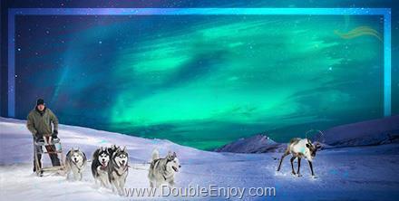 DE838 : โปรแกรมทัวร์รัสเซีย มอสโคว์ มูรมันสก์ เซนต์ปีเตอร์สเบิร์ก [ล่าแสงเหนือ+บินภายใน 2 เที่ยว] 7 วัน 5 คืน (T5)