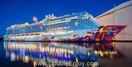 DE535 : โปรแกรมทัวร์ล่องเรือสำราญสุดหรู สิงคโปร์ มาเลเซีย กัมพูชา แหลมฉบัง 4 วัน 3 คืน (Genting Dream)