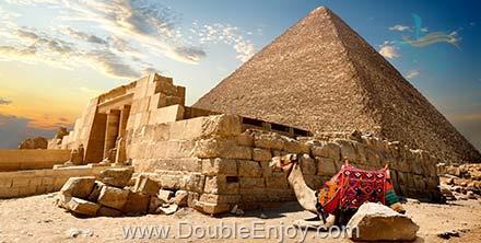 DE249 : โปรแกรมทัวร์อียิปต์ อเล็กซานเดีย มหาพีระมิดแห่งกีซ่า 6 วัน 3 คืน (MS)
