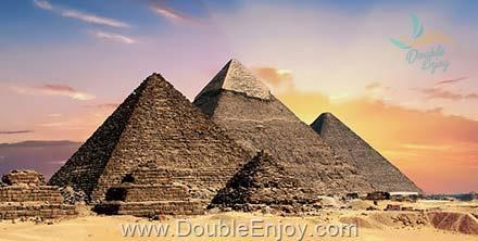 DE261 : โปรแกรมทัวร์อียิปต์ ไคโร กีซ่า เมมฟิส อเล็กซานเดรีย 6 วัน 3 คืน (MS)