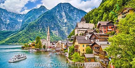 DE796 : ทัวร์ยุโรปตะวันออก ออสเตรีย เยอรมัน 7 วัน 4 คืน (TG)