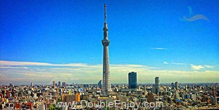 DE449 : โปรแกรมทัวร์ญี่ปุ่น โตเกียว โอซาก้า สกีฟูจิเท็น 5 วัน 3 คืน (JL)