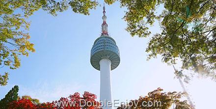 DE243 : โปรแกรมทัวร์เกาหลี สวนสนุกล็อตเต้เวิลด์ โซลทาวเวอร์ พักสกีรีสอร์ท 5 วัน 3 คืน (OZ)