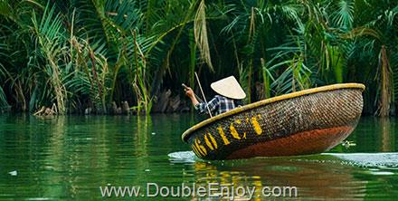 DE905 : ทัวร์เวียดนามกลาง เว้ ดานัง บานาฮิลล์ ล่องเรือชมแม่น้ำหอม 4 วัน 3 คืน (PG)