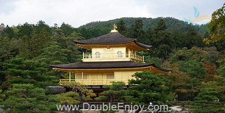 DE915 : โปรแกรมทัวร์ญี่ปุ่น เกียวโต โอซาก้า ลานสกีทาคายาม่า 6 วัน 4 คืน (XJ)